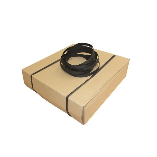 Poly Strapping Hand 19mm x 1000m Black 0.85mm H/D Box