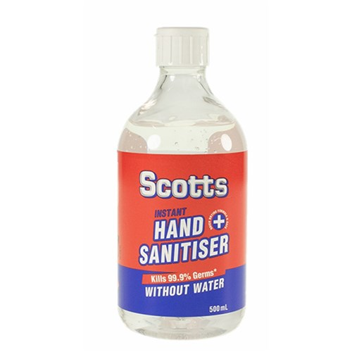 Scotts Hand Sanitiser